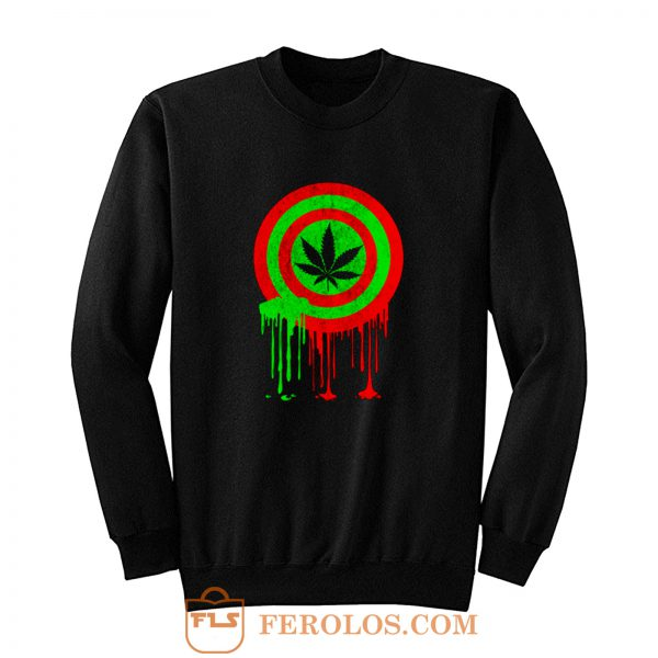 Captain Cannabis Sweatshirt