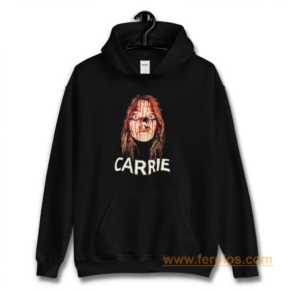 Carrie horor movie Hoodie