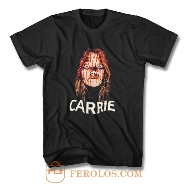 Carrie horor movie T Shirt
