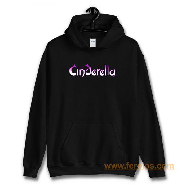 Cinderella Metal Rock Band Hoodie