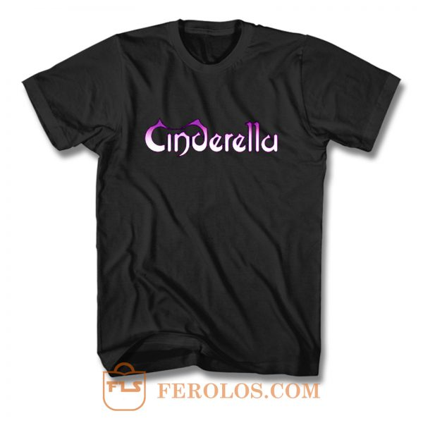 Cinderella Metal Rock Band T Shirt