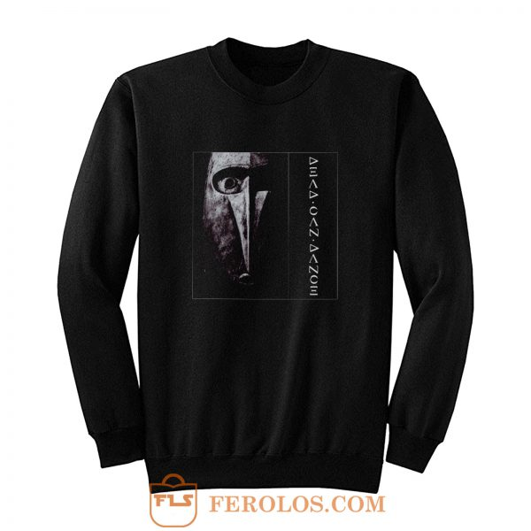 DEAD CAN DANCE BLACK LISA GERRARD BRENDAN PERRY DARK WAVE Sweatshirt
