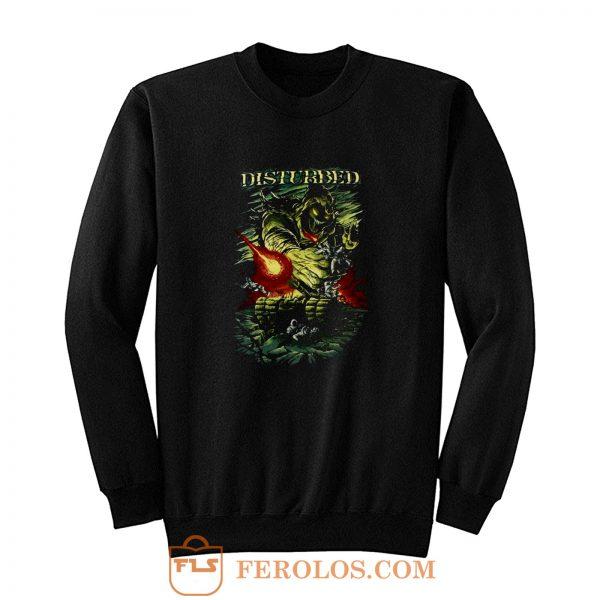 DISTURBED EVOLUTION Sweatshirt