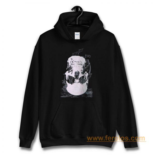 Damien Hirst Skull Hoodie