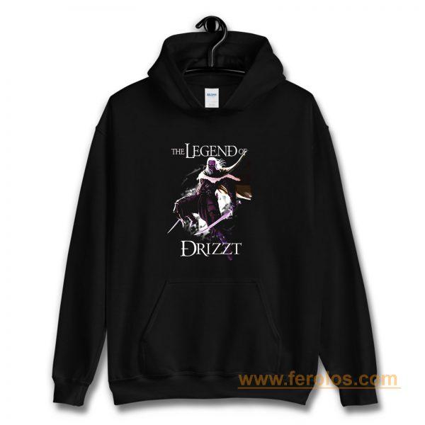 Drizzt DoUrden The Crystal Shard Forgotten Realms Salvatore Hoodie