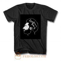 Egyptian King White Font Liverpool FC Custom T Shirt