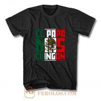 El Papa Mas Chingon Gift for Dad T Shirt
