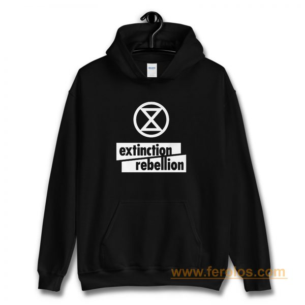 Extinction Rebellion Hoodie