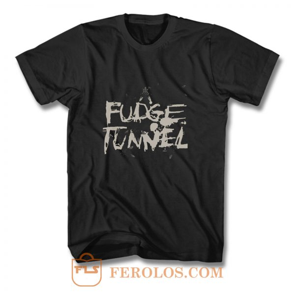 FUDGE TUNNEL CREEP DIETS NAILBOMB SLUDGE ALTERNATIVE METAL T Shirt