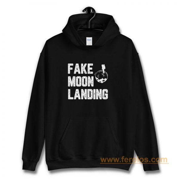 Fake Moon Landing Hoodie