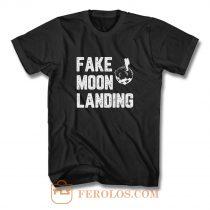 Fake News Landing T Shirt