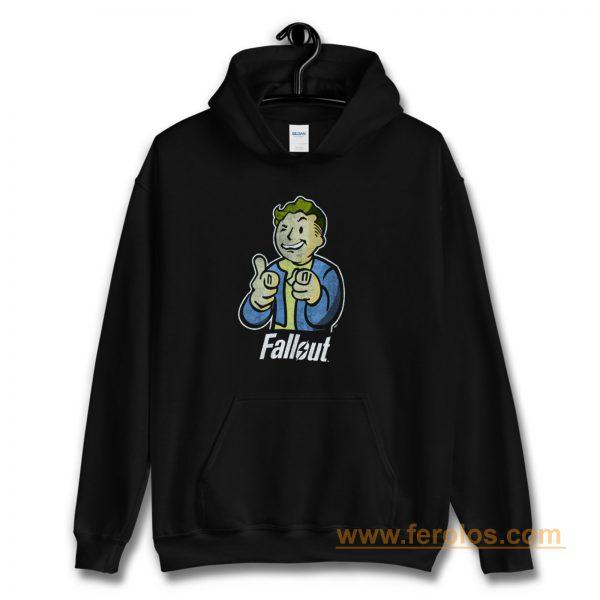 Fallout Vault Boy Hoodie