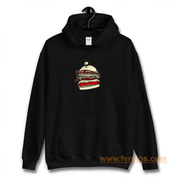 Fast Food Evils Hoodie