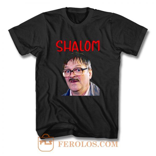 Friday Night Dinner Shalom Jim T Shirt