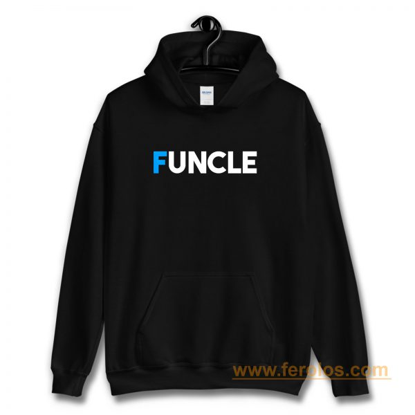 Fun Uncle Gift Idea Father Granddad Aunt Godfather Hoodie