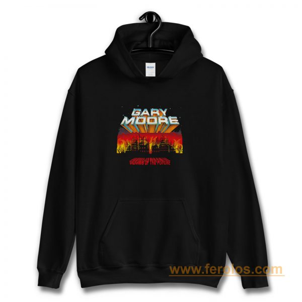 GARY MOORE VICTIMS OF THE FUTURE Hoodie