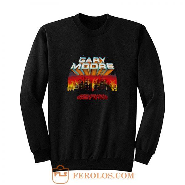GARY MOORE VICTIMS OF THE FUTURE Sweatshirt