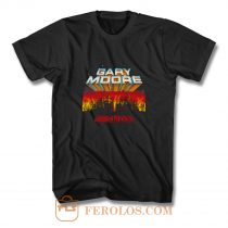 GARY MOORE VICTIMS OF THE FUTURE T Shirt
