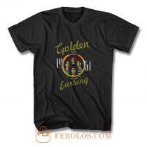 GOLDEN EARRING STILL HANGING ON HARD ROCK PSYCHEDELIC ROCK T Shirt