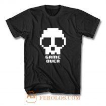 Game over Skul T Shirt