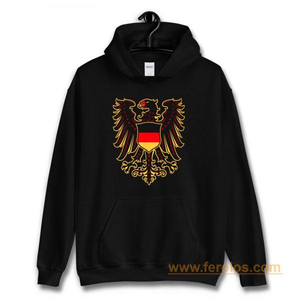 German Eagle Hoodie