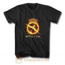 Glenn Tipton Baptizm Of Fire black T Shirt