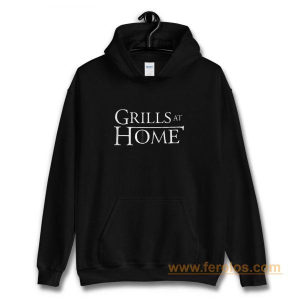 Grills at Home Hoodie