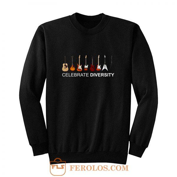 Guitar Shirt Guitar Guitar For Guitarist Band Sweatshirt