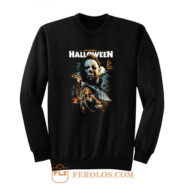 Halloween movie Sweatshirt