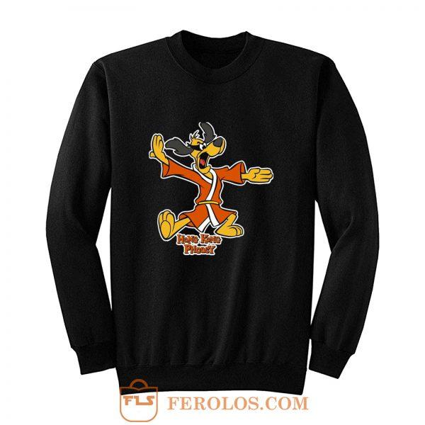 Hong Kong Phooey Cool Retro Sweatshirt
