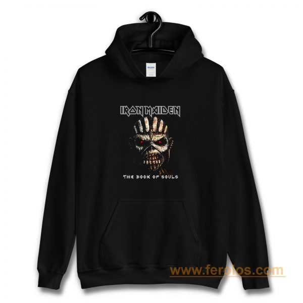 Iron Maiden The Book of Souls Hoodie