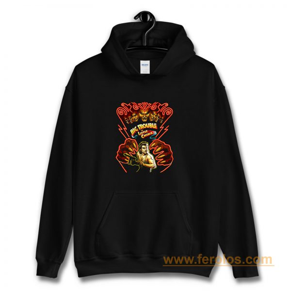 John Carpenters Big Trouble in Little China Hoodie