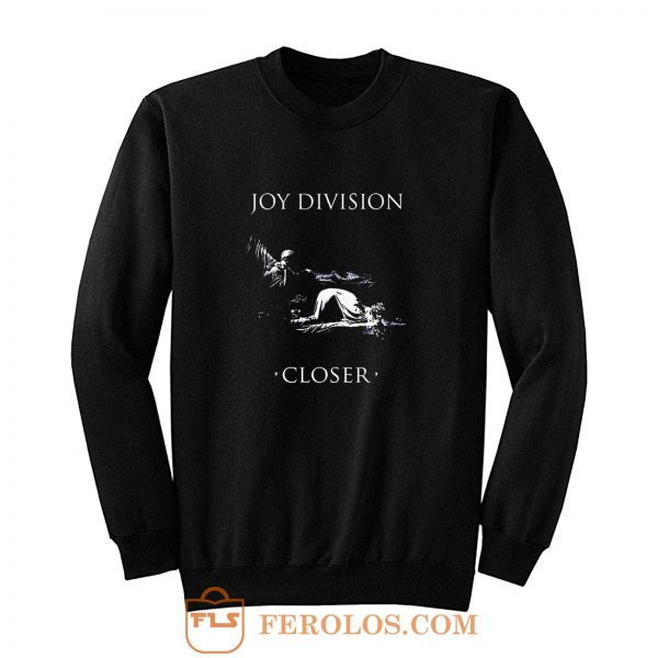 Joy Division Closer Sweatshirt