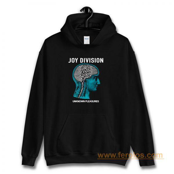 Joy Division Unknown Pleasure Hoodie