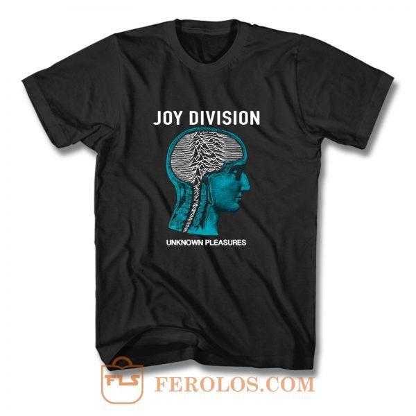Joy Division Unknown Pleasure T Shirt