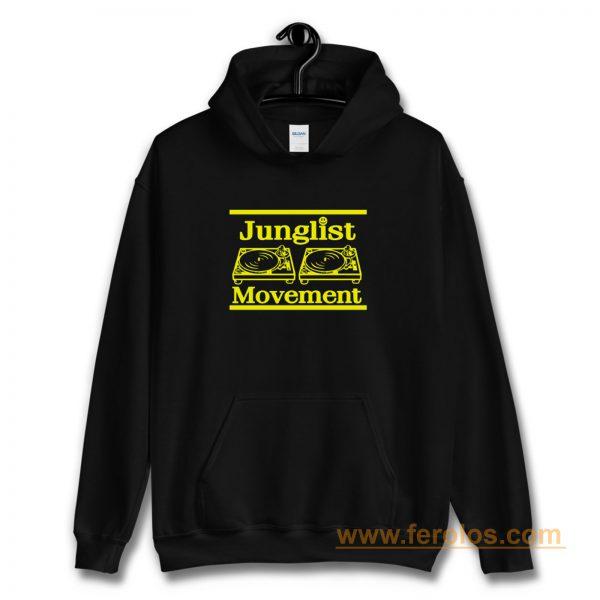 Junglist Movement Hoodie