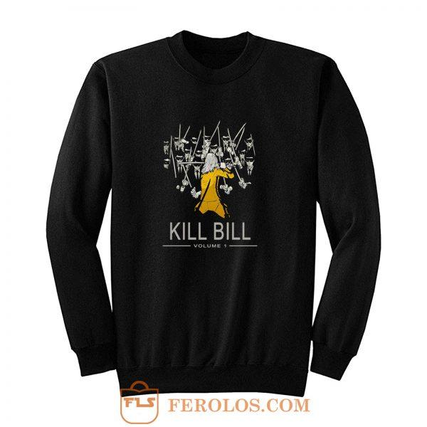 KILL BILL Vol 1 Sweatshirt