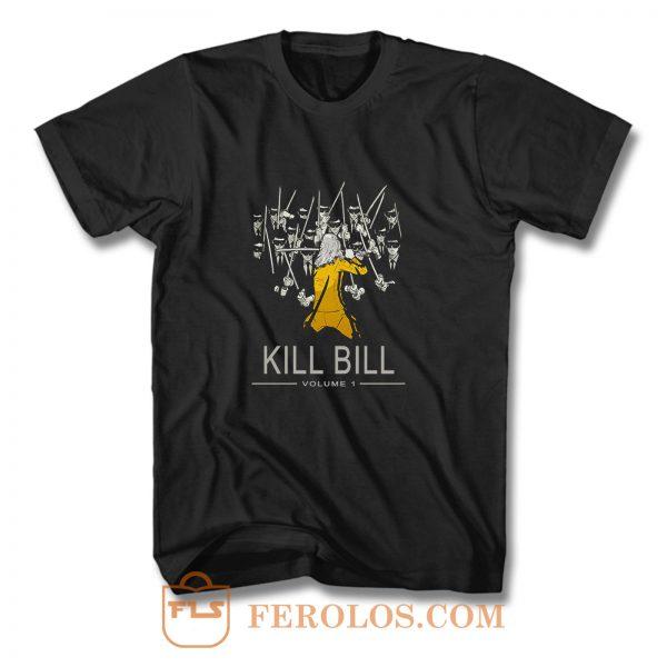 KILL BILL Vol 1 T Shirt