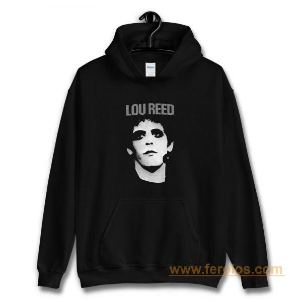 Lou Reed Hoodie