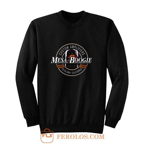 MESA BOOGIE Sweatshirt