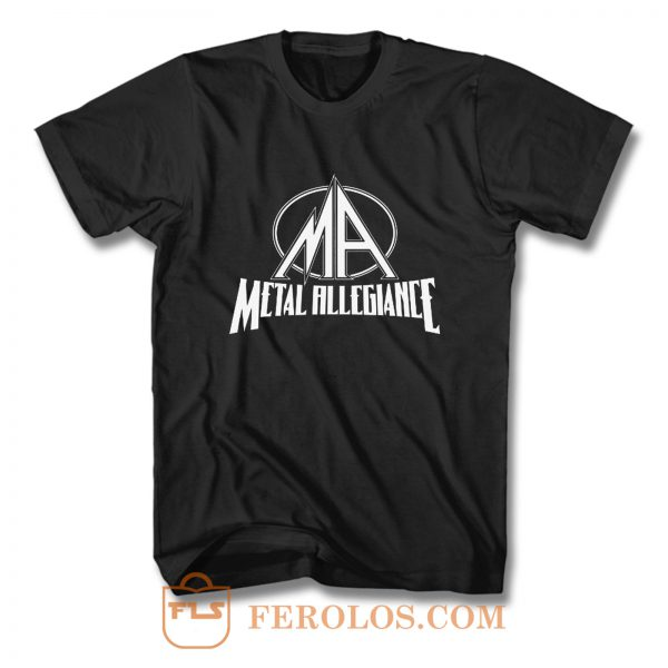METAL ALLEGIANCE T Shirt