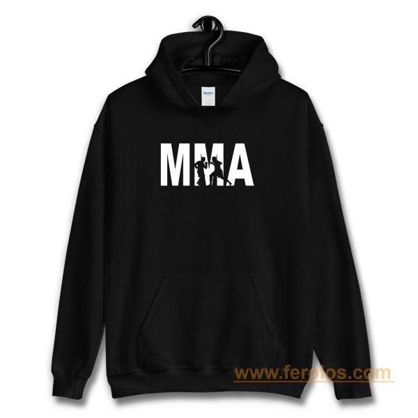 MMA martial arts Hoodie