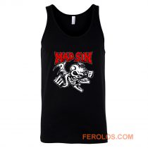 Mad Sin Psychobilly Punk Rock Band Tank Top