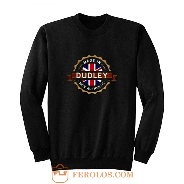 Made In Dudley Mens Sweatshirt