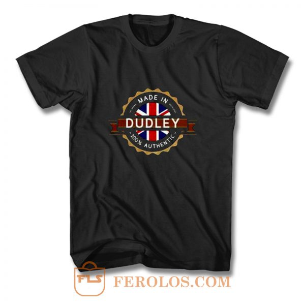 Made In Dudley Mens T Shirt