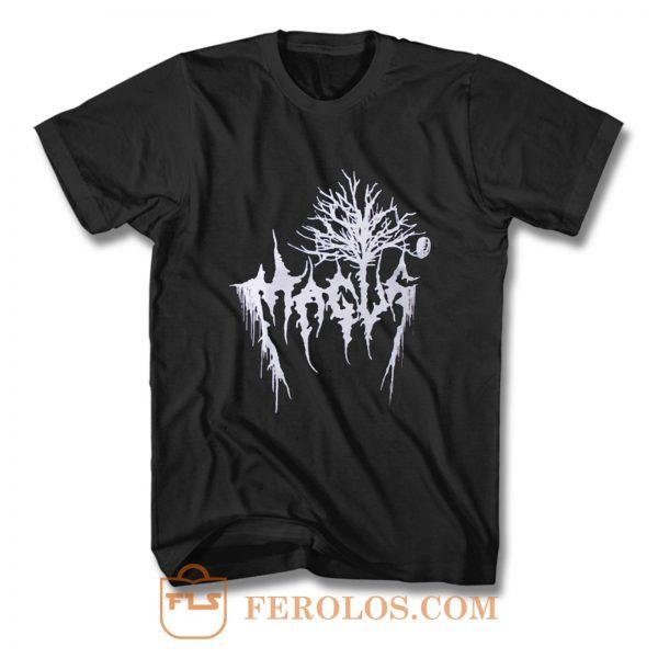 Magus Logo TS Absu Proscriptor T Shirt