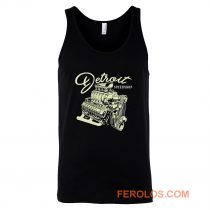 Mens Detroit Speed Shop Rocket Tank Top