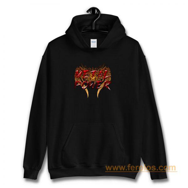 Metal Power Hoodie