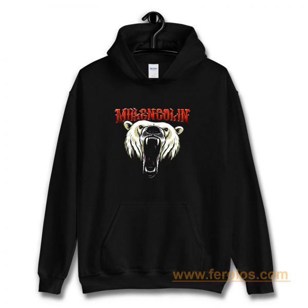 Millencolin Bear Hoodie