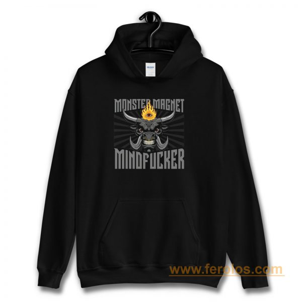 Monster Magnet Mind Fucker Hoodie